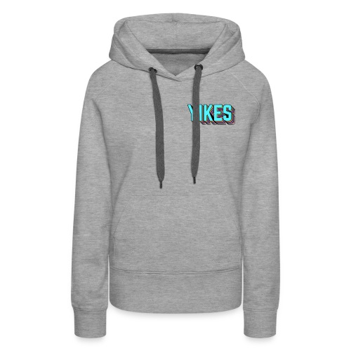 Yikes The Second - Women's Premium Hoodie