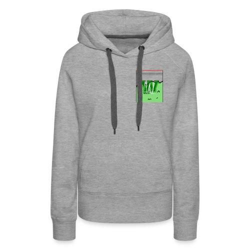 zipWW2 - Sweat-shirt à capuche Premium pour femmes