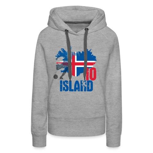 Island Tee 10 - Frauen Premium Hoodie