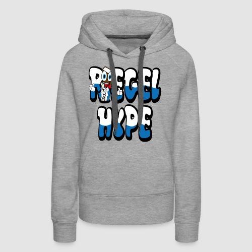Riegel Hype - Frauen Premium Hoodie