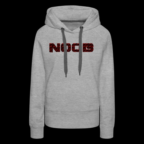N00B V2 - Women's Premium Hoodie