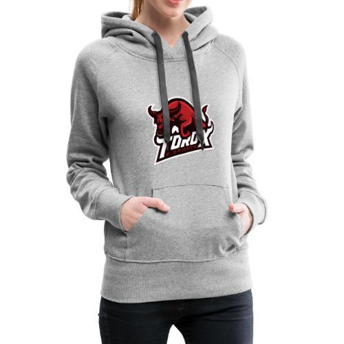 ToroX Standart Logo - Frauen Premium Hoodie
