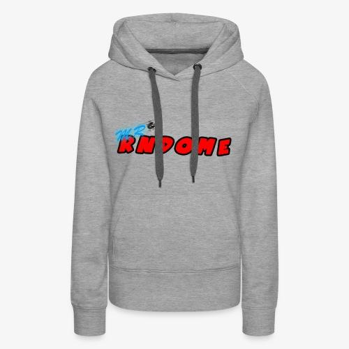 Mr_Rndome GTA - Frauen Premium Hoodie