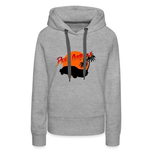 Deep Garage Motive Baywatch Style - Frauen Premium Hoodie