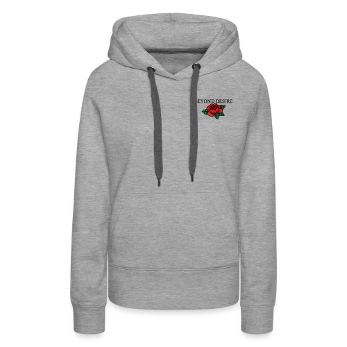 BD ROSE - Frauen Premium Hoodie