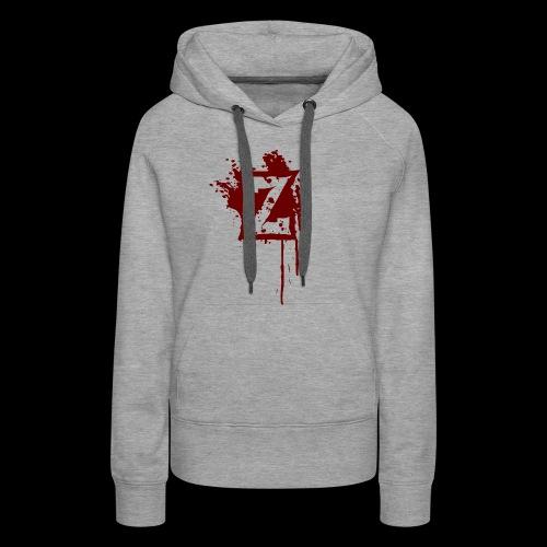 SZ - Sweat-shirt à capuche Premium pour femmes
