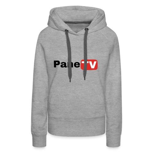 PaneTV - Frauen Premium Hoodie