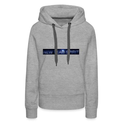 NEWTEAMSPIRIT - Frauen Premium Hoodie