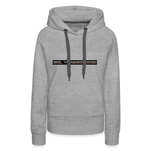 gielverberckmoes shirt - Vrouwen Premium hoodie