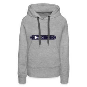 corbridge logo - Frauen Premium Hoodie