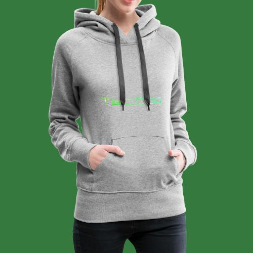 TecEgg - Frauen Premium Hoodie