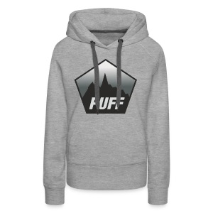 PUFF MOUNTAIN ORIGINAL - Sweat-shirt à capuche Premium pour femmes