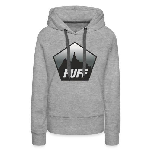 PUFF MOUNTAIN ORIGINAL - Sweat-shirt à capuche Premium pour femmes
