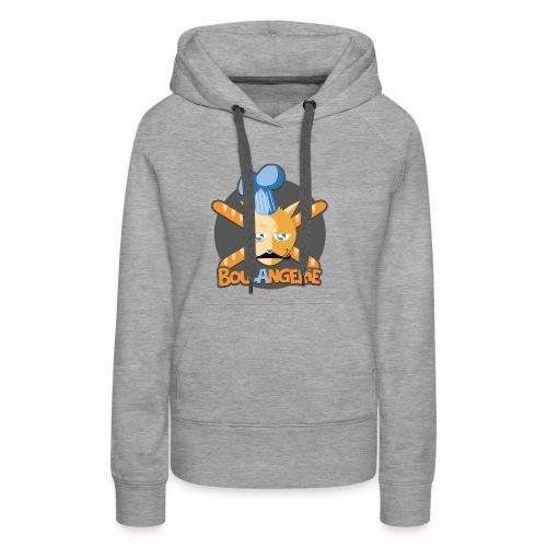 Le logo, le seul, l'unique ! - Sweat-shirt à capuche Premium pour femmes