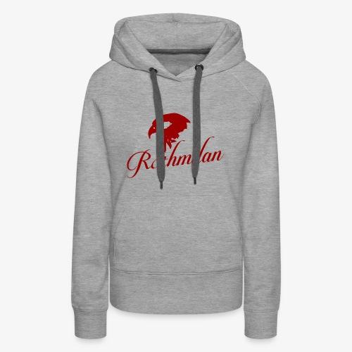 RothMilan - Frauen Premium Hoodie