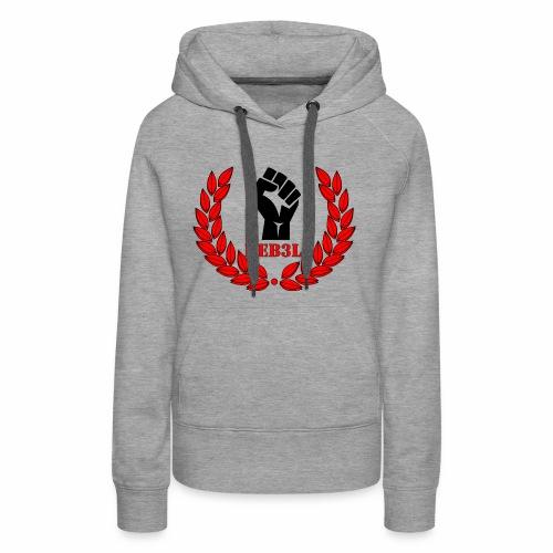 Steel Rebels Logo - Frauen Premium Hoodie