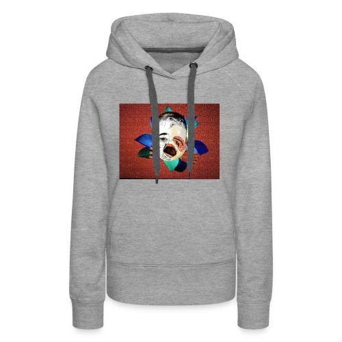 ugly beautiful doll - Women's Premium Hoodie