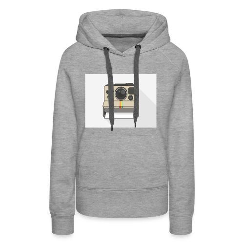 Polaroid Retro - Frauen Premium Hoodie