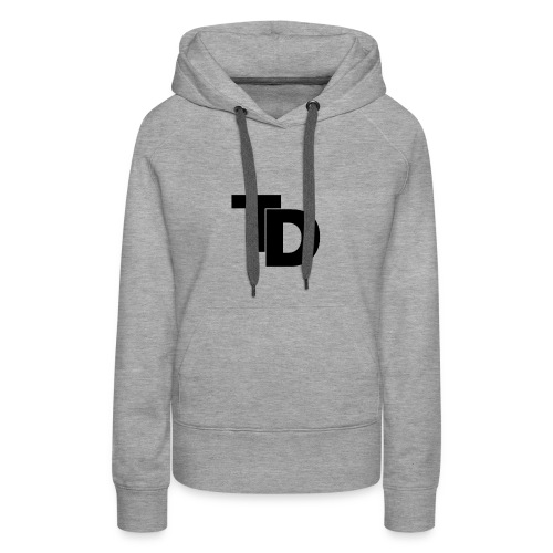Topdown - premium shirt - Vrouwen Premium hoodie
