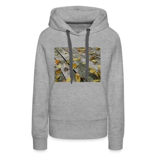 Herbstblätter - Frauen Premium Hoodie