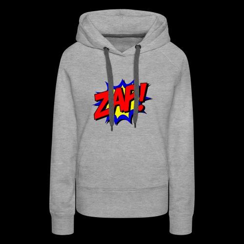 Zap! - Frauen Premium Hoodie