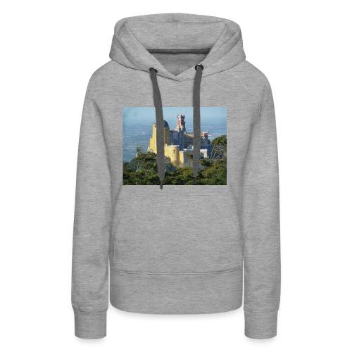 Schloss - Frauen Premium Hoodie
