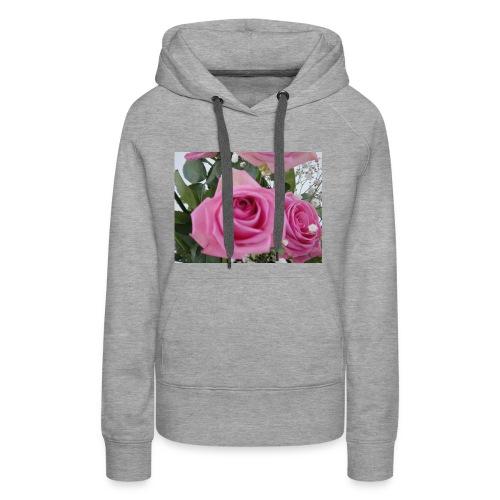 DSC00066 - Sweat-shirt à capuche Premium pour femmes