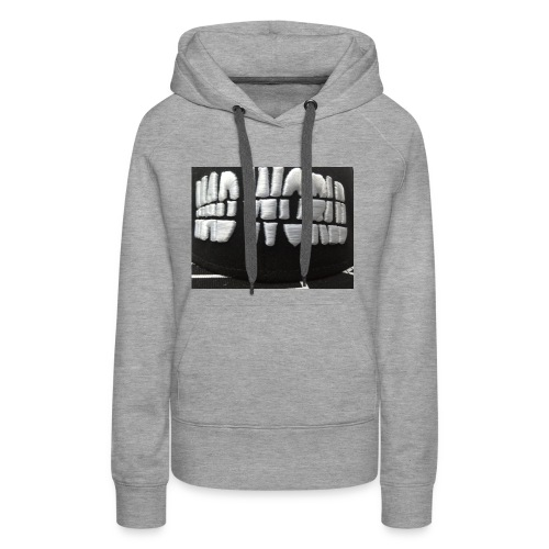 MAD WORLD HOODIE - Frauen Premium Hoodie