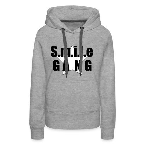 Smile Gang - Frauen Premium Hoodie