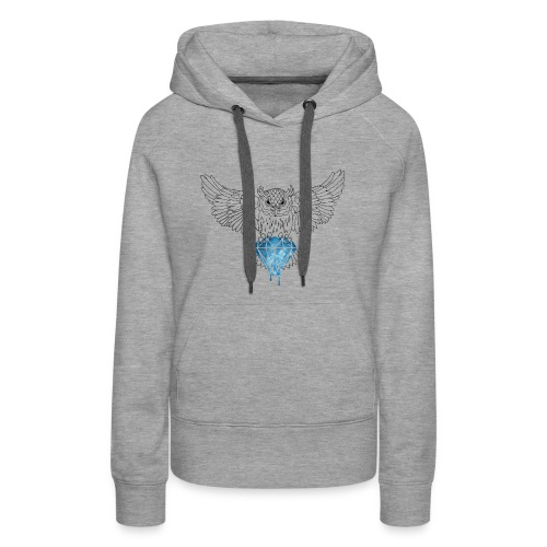Dynamic Royal Owl-Tanktop - Premiumluvtröja dam