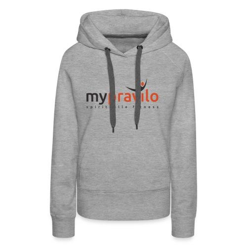 myPRAVILO - Frauen Premium Hoodie