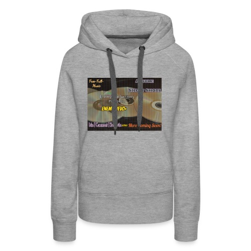 Enemy_Vevo_Picture - Women's Premium Hoodie