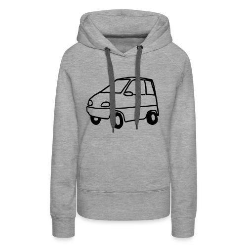 Cantacar - Vrouwen Premium hoodie