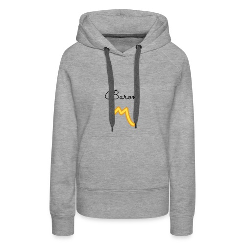 Official | Baron M | Ehhm (M)erch SNAPBACK - Frauen Premium Hoodie