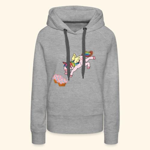 Muffins - Frauen Premium Hoodie