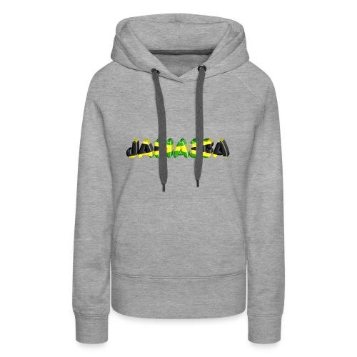 Jamica - Sweat-shirt à capuche Premium pour femmes