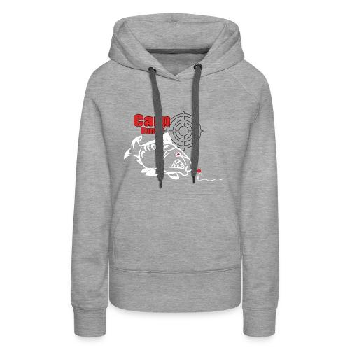 Carp hunter - Vrouwen Premium hoodie