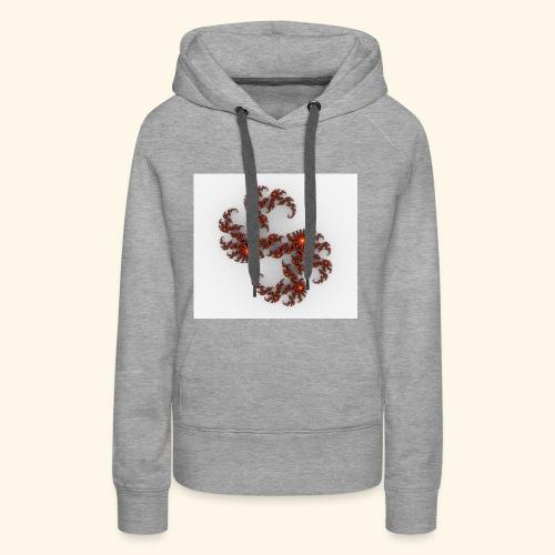 Fraktal - Frauen Premium Hoodie