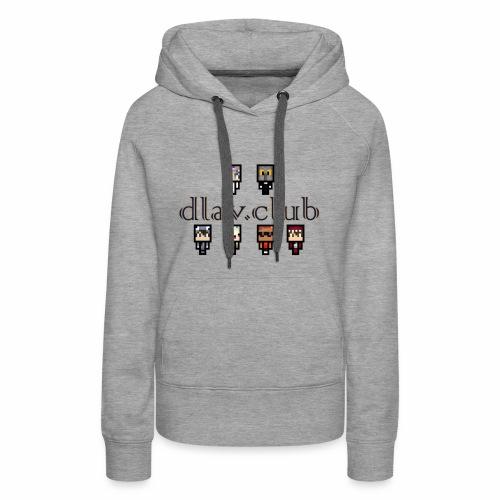 dlav.club staff team - Women's Premium Hoodie