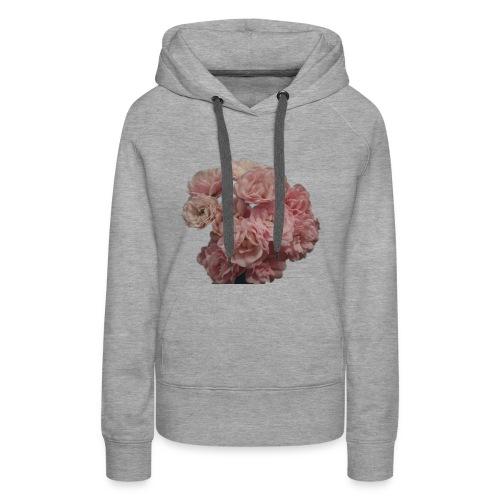Roses - Frauen Premium Hoodie