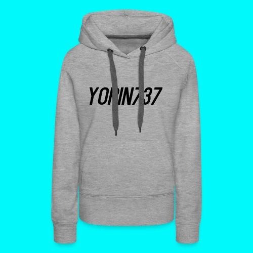 yorin737 mok - Vrouwen Premium hoodie