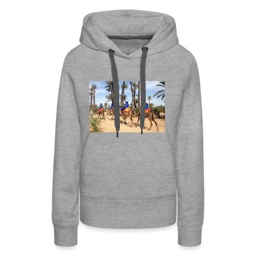 Marrakesh - Frauen Premium Hoodie