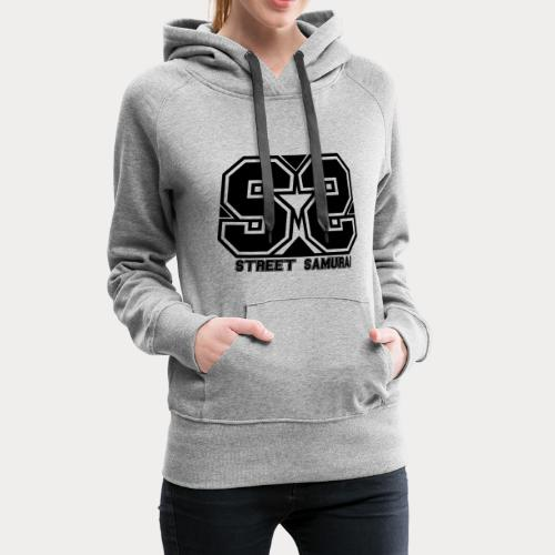 SS Streetsamurai STAR - Frauen Premium Hoodie