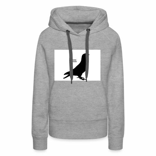 Dragoon*Taube*Rassetaube*Ausstellung*Züchter* - Frauen Premium Hoodie