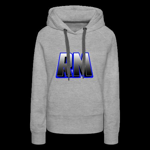 rm rafmaik - Vrouwen Premium hoodie