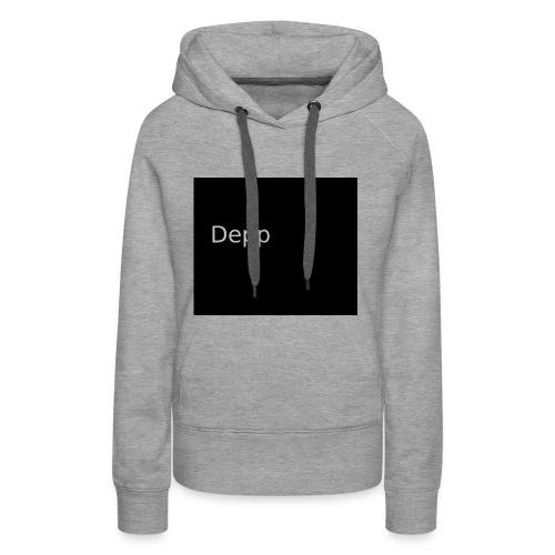 Depp - Frauen Premium Hoodie