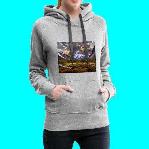 mountain 941507 - Frauen Premium Hoodie