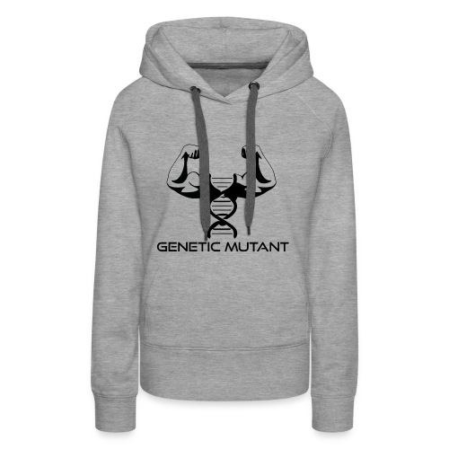 Genetic Mutant - Vrouwen Premium hoodie