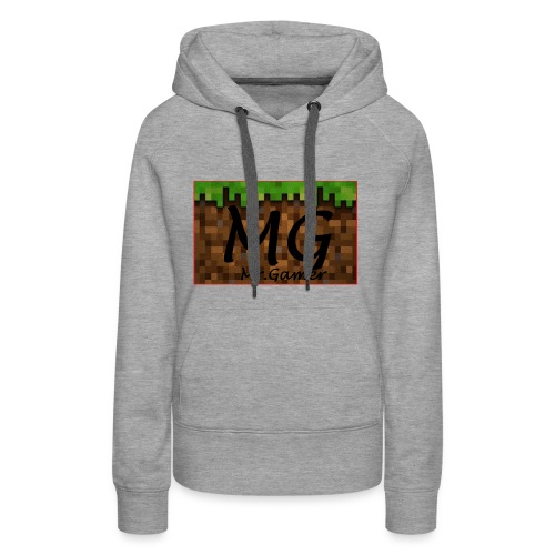 mr.gamer - Frauen Premium Hoodie