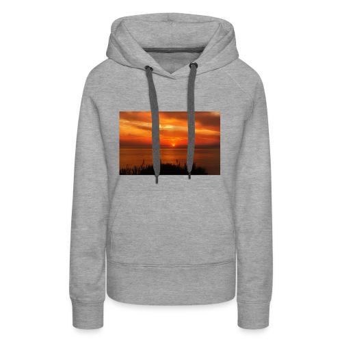 Sonnenuntergang - Frauen Premium Hoodie
